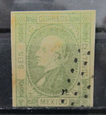 A2408 Mexico Old Forgery