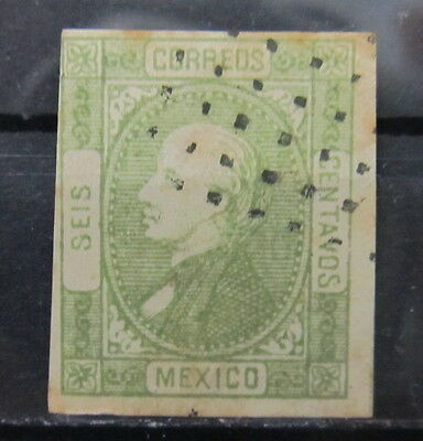 A2409 Mexico Old Forgery