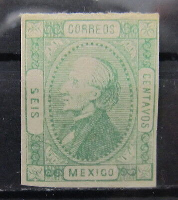 A2411 Mexico Old Forgery