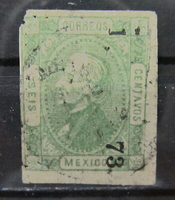A2413 Mexico Old Forgery