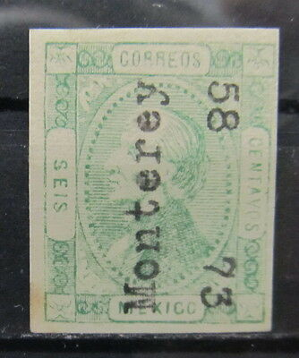 A2414 Mexico Old Forgery