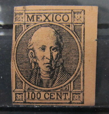 A2417 Mexico Old Forgery