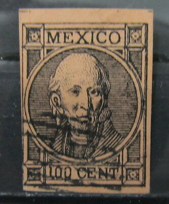 A2418 Mexico Old Forgery