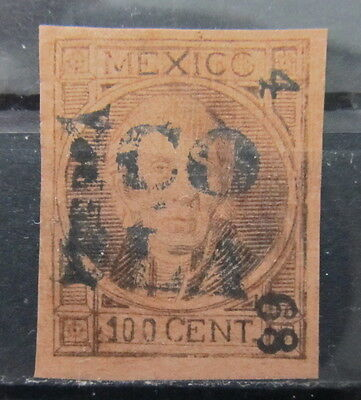 A2419 Mexico Old Forgery