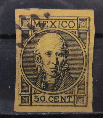 A2421 Mexico Old Forgery