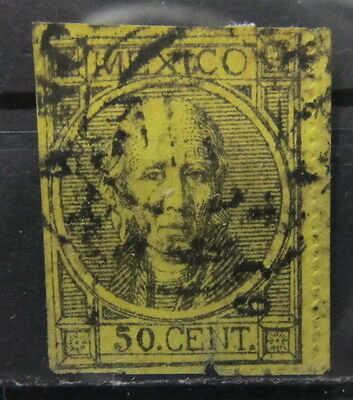 A2422 Mexico Old Forgery