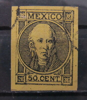 A2423 Mexico Old Forgery