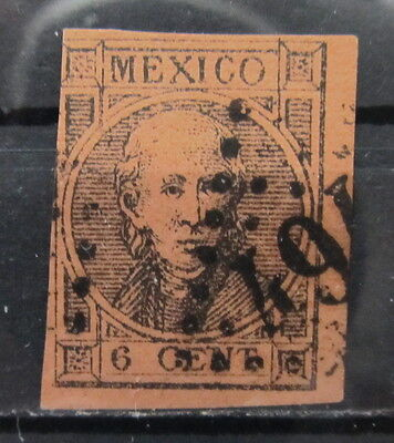 A2426 Mexico Old Forgery