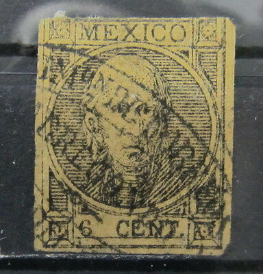 A2428 Mexico Old Forgery