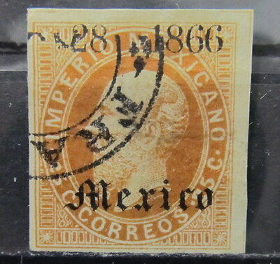 A2437 Mexico Old Forgery