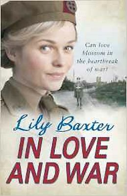 In Love and War by Lily Baxter (Paperback)