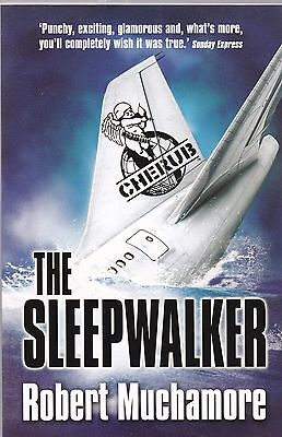 The Sleepwalker by Robert Muchamore, Book, New (Paperback)