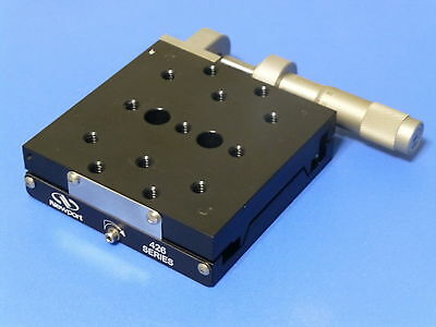 Newport 426 Precision Linear Translation Stage with SM-25 Micrometer