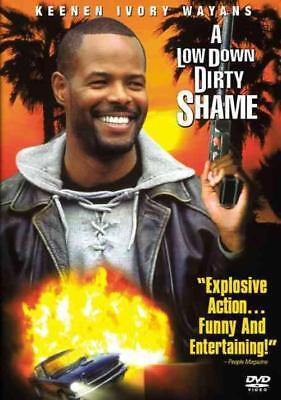 A Low Down Dirty Shame New Dvd