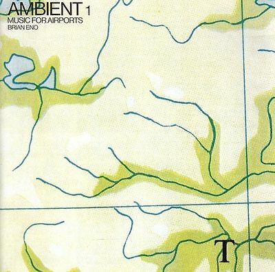 Brian Eno - Ambient 1: Music For Airports New Cd
