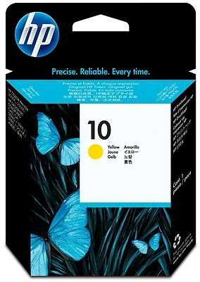 HP Genuine/Original No 10 C4803A Print-Head Cartridge Yellow,Printhead CLEARANCE