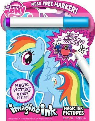 Bendon My Little Pony Imagine Ink Book by Bendon Inc(26014)Ideal for ages 3 XTS
