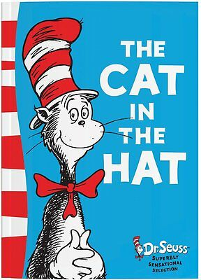 Dr Seuss - The Cat in the Hat - New Childen Kids Book