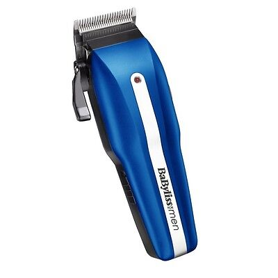 New BaByliss 7498CU Powerlight Pro 15 Piece Trimmer Clipper Grooming Set for Men