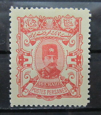 A2461 WESTERN ASIA 1894 16c ROSE MH*