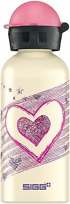 Sigg - Hearts & Stars - 0.4L - Brand NEW Drink Bottle - FREE UK Delivery