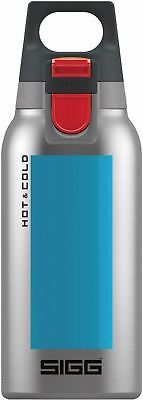 Sigg - Hot & Cold One Accent Aqua - 0.3L - NEW Drink Bottle - FREE UK Delivery