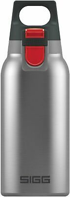 Sigg - Hot & Cold One Brushed - 0.3L - Brand NEW Drink Bottle - FREE UK Delivery