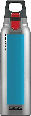 Sigg - Hot & Cold One Accent Aqua - 0.5L - NEW Drink Bottle - FREE UK Delivery