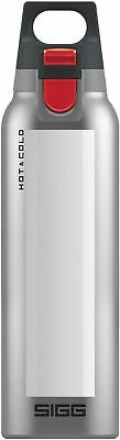 Sigg - Hot & Cold One Accent White - 0.5L - NEW Drink Bottle - FREE UK Delivery