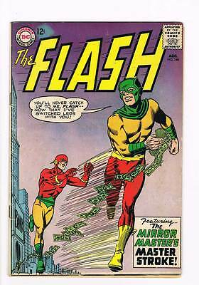 Flash # 146 The Mirror Master's Master Stroke! Infantino cvr grade -  4.0 hot !!