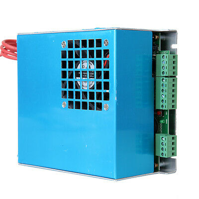 50W CO2 Laser Power Supply For Laser Engraver Engraving Cutting Machine