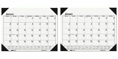 "House of Doolittle 2017 Monthly Calendar 17"" x 22"" Desk Pad - Brand New Item BST"