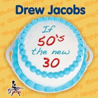 Drew Jacobs - If 50s the New 30/Strip Club Christmas Eve [New CD]