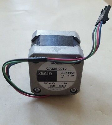 Oriental MOTOR Vexta C7325-9012 Stepping Motor. Fedex or Tracked Shipping