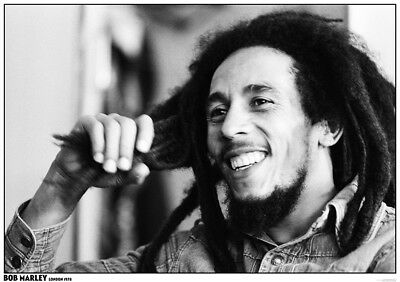 "Bob Marley NEW A1 Size 84.1cm x 59.4cm -approx 33"" x 24"" Poster"