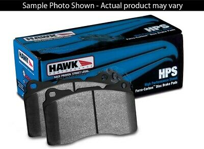 Hawk HPS Rea Brake Pads 86-01 Integra GS 92-00 Civic EG EK Si EX LX HB350F.496