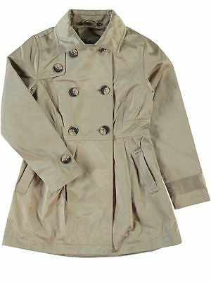 NAME IT toller Trenchcoat Mantel Jacke Madali in beige Größe 128 bis 164