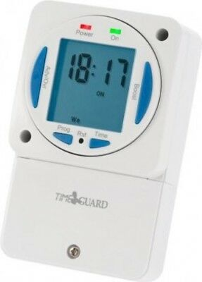 Timeguard NTT07 7 Day Slimline Electronic General Purpose Timeswitch