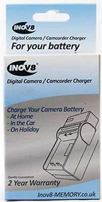 INOV8 B/C MINOLTA NP-200 (BC1250) Rechargeable Battery Charger