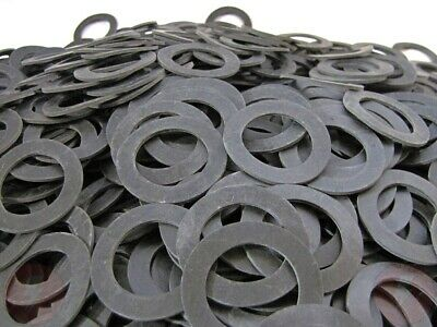 """Neoprene Rubber Washers 1 1/2"""" OD X 1"""" ID X 1/16"""" Thickness - Endeavor Series"""