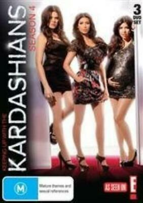 Keeping Up With The Kardashians - Season DVD Incredible Value and Free Shipping!