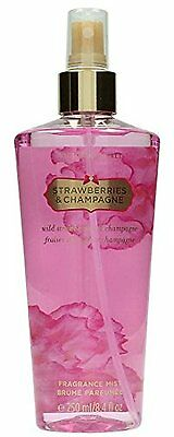 Victoria's Secret VS Fantasies Strawberry and Champagne Fragrance Mist for Women
