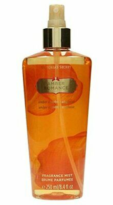 Victoria'S Secret Fantasies Amber Romance Fragrance Mist Spray for Woman 250 ml