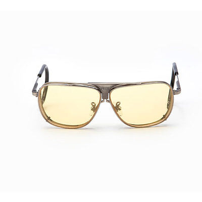 Randolph Engineering Ranger Sporter Brushed Pewter Shooting Frame Cable Temples