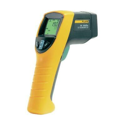 Fluke 561 HVAC Pro Infrared IR & Contact Thermometer. Case & Thermocouple