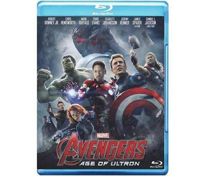Film Blu-Ray WALT DISNEY - Avengers - Age Of Ultron   - Colori Blu-Ray 2015