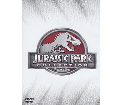 Film DVD UNIVERSAL PICTURES - Jurassic Park Collection (4 Dvd)   - Colori