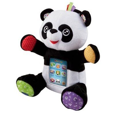 VTech iDiscover Application Panda Ages 6-36 Months Soft Free Learning Apps