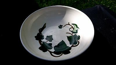 Metlox Pottery Poppy Trail California Ivy - Luncheon Plate 9 3/8""