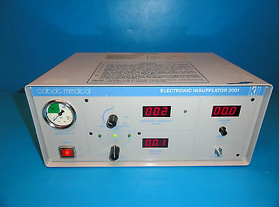 Cabot Medical 004303-501 Electronic High Flow Laparoflator/Insufflator 2001(4666